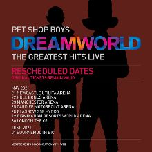 Pet Shop Boys - RESCHEDULED tickets at The SSE Hydro in Glasgow