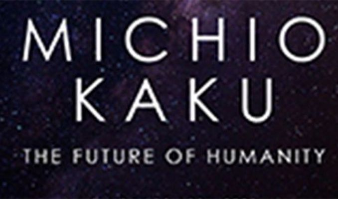 Professor Michio Kaku - RESCHEDULED tickets at Eventim Apollo in London