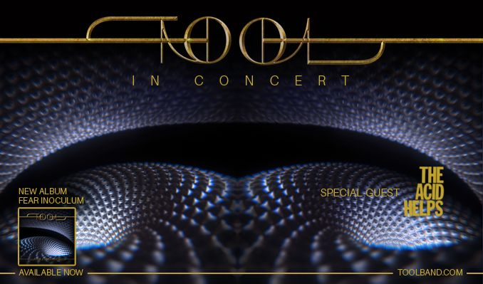 Tool tickets at Target Center in Minneapolis