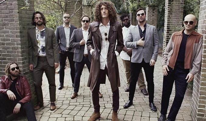 The Revivalists tickets at Greenfield Lake Amphitheater in Wilmington