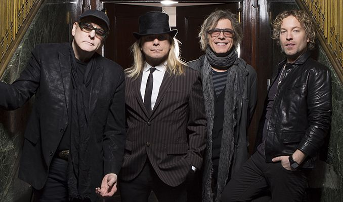 Cheap Trick - RESCHEDULED tickets at O2 Shepherd's Bush Empire in London