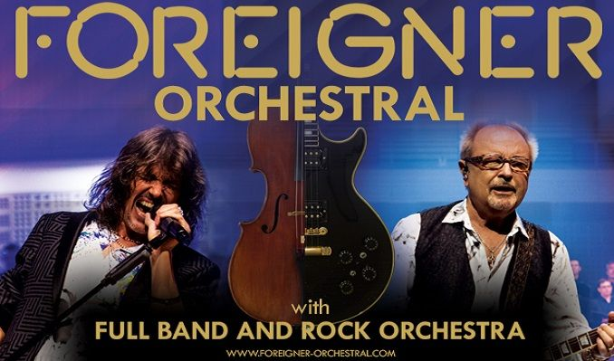 Foreigner tickets at Red Rocks Amphitheatre in Morrison