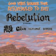 Rebelution tickets at Pavilion at Riverfront in Spokane