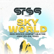 STS9 2 Day Pass tickets at Red Rocks Amphitheatre in Morrison