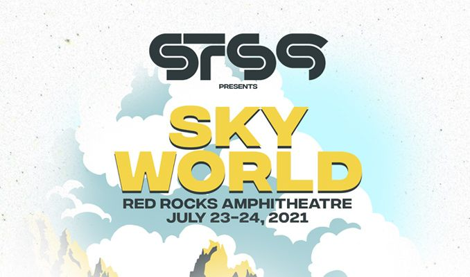 STS9 7/23  tickets at Red Rocks Amphitheatre in Morrison