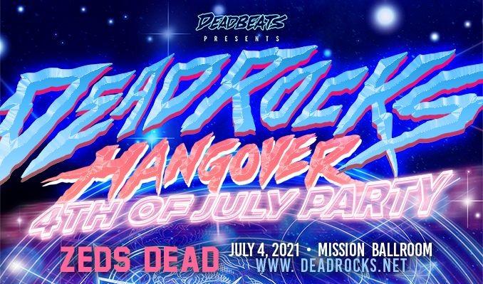 Zeds Dead tickets at Mission Ballroom in Denver