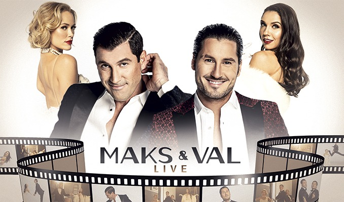 MAKS & VAL LIVE - Featuring Peta & Jenna - CANCELLED tickets at Bellco Theatre in Denver