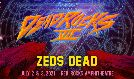 Zeds Dead 7/2 tickets at Red Rocks Amphitheatre in Morrison