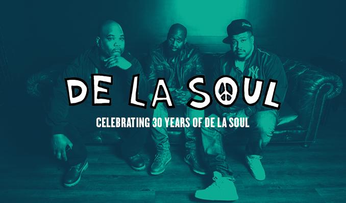 De La Soul - RESCHEDULED  tickets at Dreamland Margate in Margate