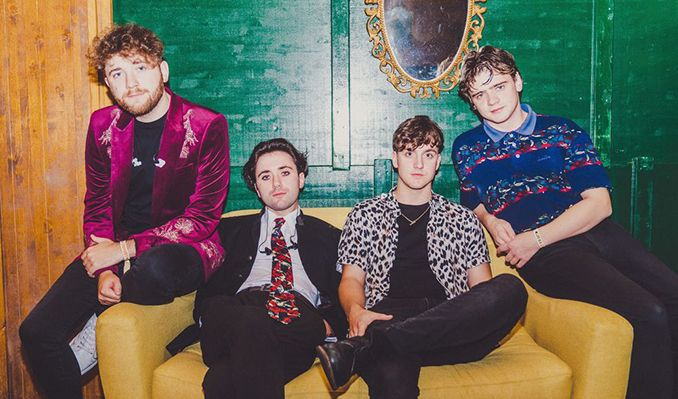 The Academic - RESCHEDULED tickets at O2 Forum Kentish Town in London