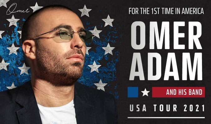 Omer Adam tickets at Shrine Auditorium in Los Angeles