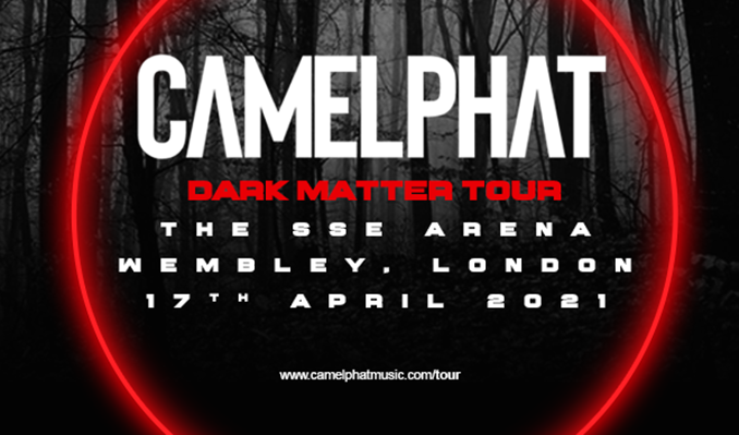 CAMELPHAT - RESCHEDULED tickets at The SSE Arena, Wembley in London
