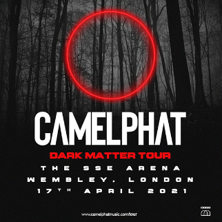 CAMELPHAT - RESCHEDULED