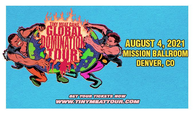 Cody Ko & Noel Miller: Tiny Meat Gang - Global Domination tickets at Mission Ballroom in Denver