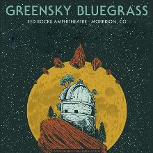 Greensky Bluegrass 9/17 tickets at Red Rocks Amphitheatre in Morrison