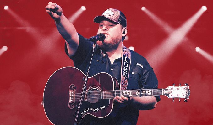 Luke Combs  tickets at T-Mobile Arena in Las Vegas