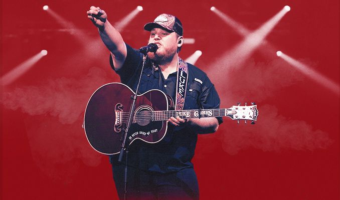 Luke Combs tickets at Smoothie King Center in New Orleans