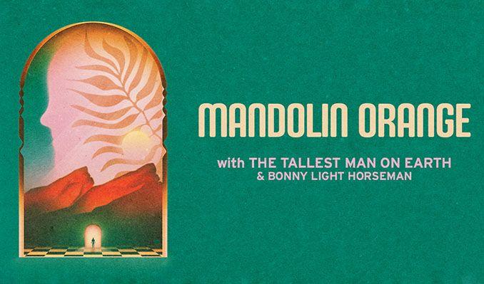 Mandolin Orange tickets at Red Rocks Amphitheatre in Morrison
