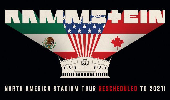 Rammstein tickets at Gillette Stadium, Foxborough
