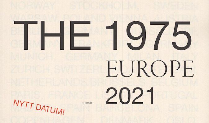 The 1975 - INSTÄLLT tickets at Annexet in Stockholm