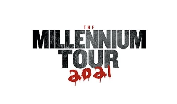 The Millennium Tour 2021 tickets at MGM Grand Garden Arena in Las Vegas