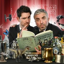 The Thinking Drinkers - RESCHEDULED tickets at Leicester Square Theatre in London