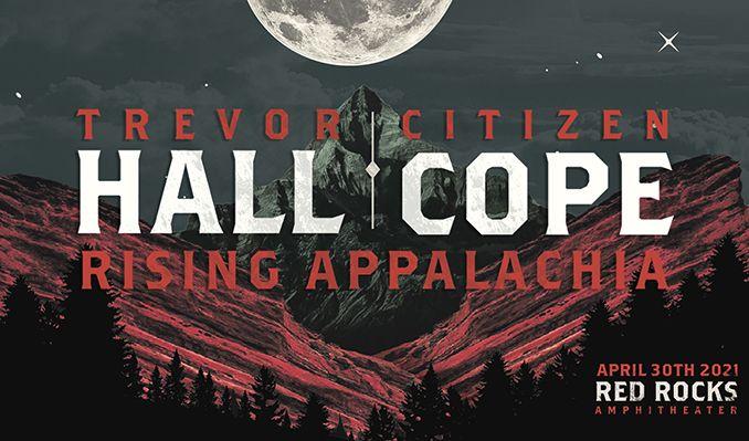 Trevor Hall / Citizen Cope  tickets at Red Rocks Amphitheatre in Morrison