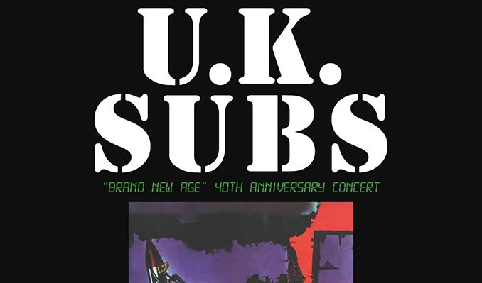 UK Subs - RESCHEDULED tickets at 229 The Venue in London