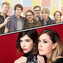 Wilco and Sleater-Kinney tickets at Forest Hills Stadium in Queens