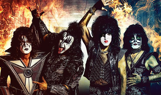 KISS tickets at USANA Amphitheatre in West Valley City