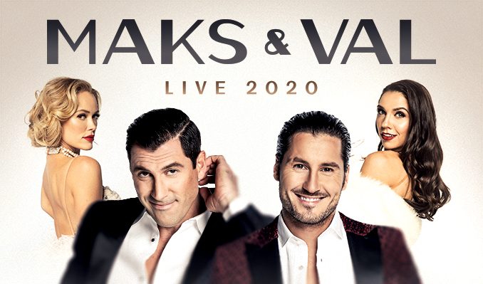 Maks & Val Live tickets at The Riverside Theater in Milwaukee