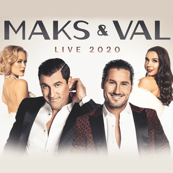 More Info for Maks & Val Live