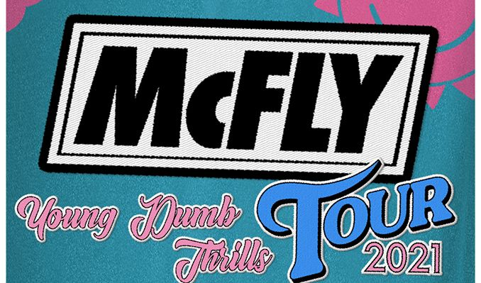 McFly - RESCHEDULED tickets at Motorpoint Arena in Nottingham