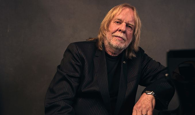 Rick Wakeman:  The Not So Grumpy Show… Full of the Joys of Spring - RESCHEDULED  tickets at London Palladium in London