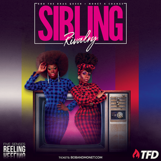 More Info for Sibling Rivalry: The Tour