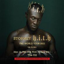 Stormzy - RESCHEDULED DATE TBC tickets at The O2 in London