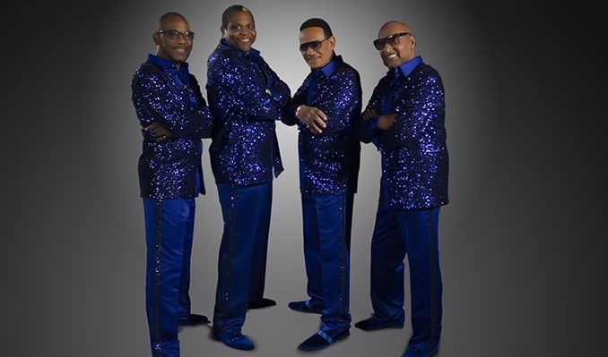 The Four Tops tickets at Maryland Hall in Annapolis