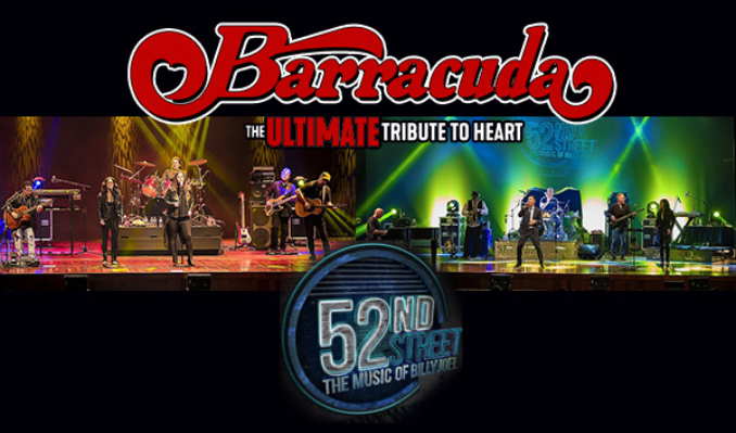 Barracuda + 52nd Street tickets at The Pabst Theater in Milwaukee