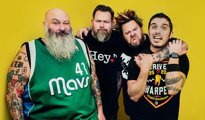Bowling for Soup tickets at The 100 Club, London