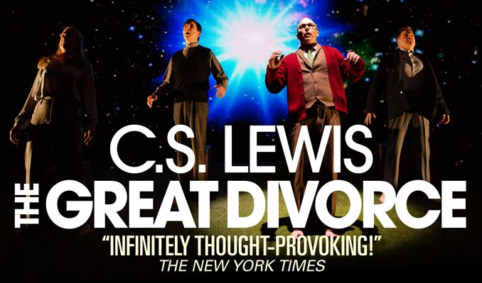 C.S. Lewis: The Great Divorce tickets at Pikes Peak Center in Colorado Springs