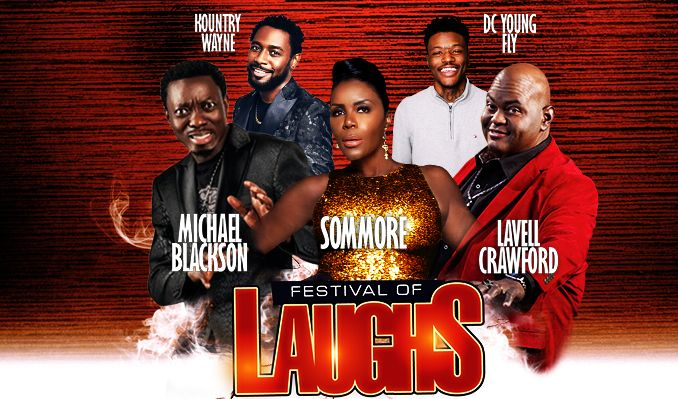FESTIVAL OF LAUGHS tickets at Target Center in Minneapolis