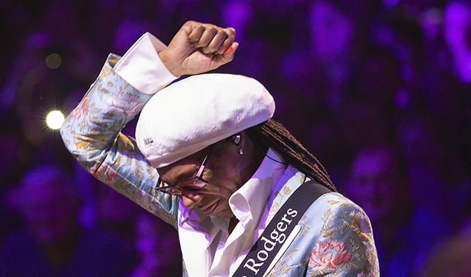 Nile Rodgers & CHIC plus special guests - RESCHEDULED tickets at Kenwood House in London