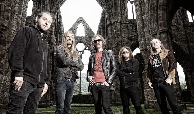Opeth - RESCHEDULED tickets at Eventim Apollo in London