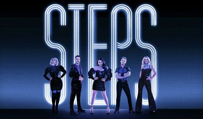 Steps: What The Future Holds Tour tickets at Motorpoint Arena in Nottingham