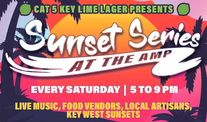 Sunset Series at the Amp 12/12 tickets at Coffee Butler Amphitheater in Key West