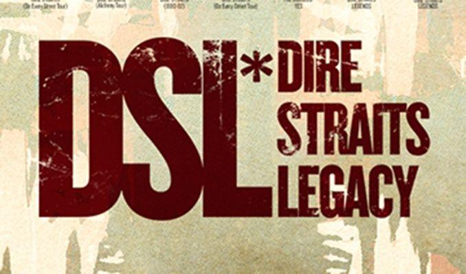 Dire Straits Legacy tickets at indigo at The O2, London