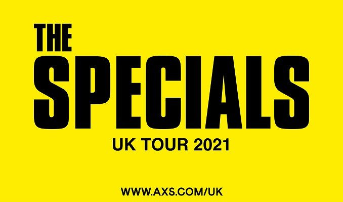 The Specials - CANCELLED tickets at Oasis in Swindon