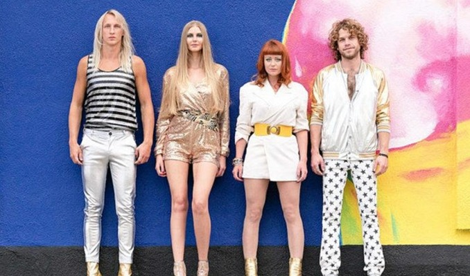 Abbarama: The Modern ABBA Tribute Experience tickets at Rams Head On Stage in Annapolis