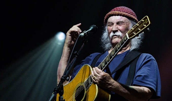 David Crosby & The Sky Trails Band tickets at Rams Head On Stage in Annapolis