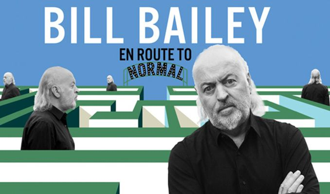 Bill Bailey tickets at The SSE Arena, Wembley in London